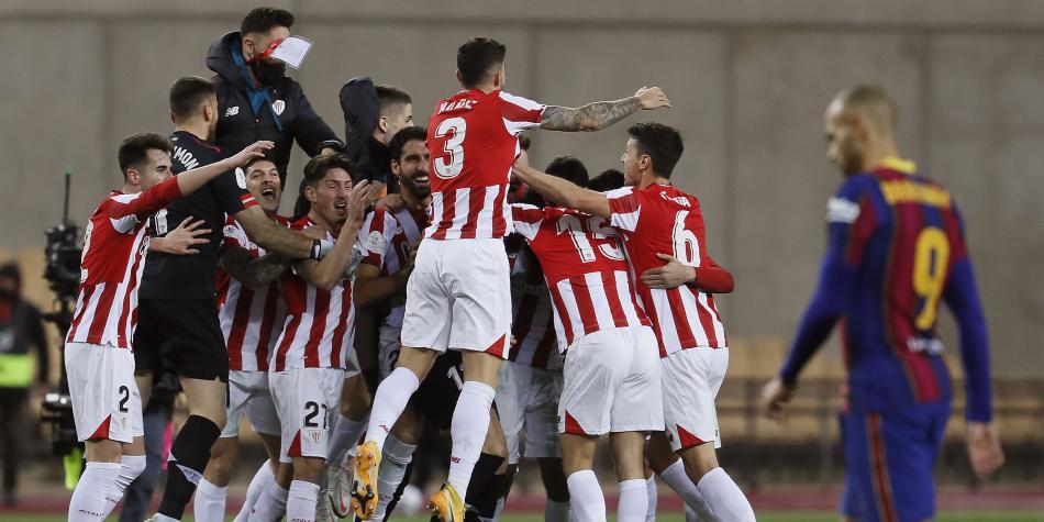 Athletic es el campeón de la Supercopa de España
