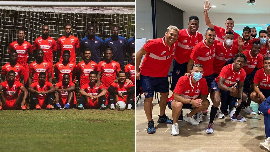 Empieza el fútbol en Colombia en 2021